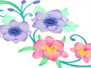 Spring Filigree Designs