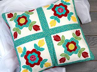 In-the-Hoop Quilt Block Designs