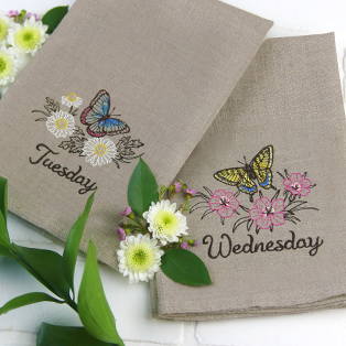 Featured Pack: DOTW Butterflies & Blooms
