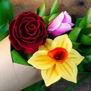 Freestanding Flower Designs