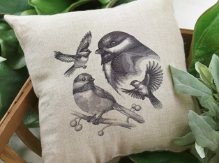 Animal & Bird Medley Designs