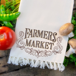 Request of the Week - Farmers Market Boutique Sign