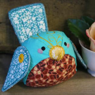 Sweet Bird Stuffie Tutorial