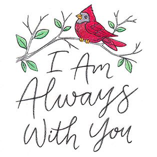 Request of the Week - I am Always With You