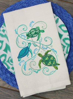 Lovely Machine Embroidery Designs at Embroidery Library! - Embroidery Library SN02