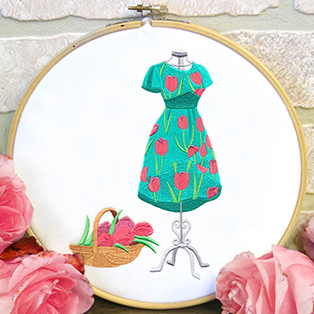 Featured Pack: Dress Forms in Bloom
