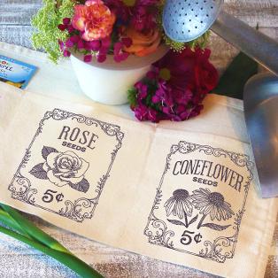 Featured Pack: Flower Garden Seed Packs
