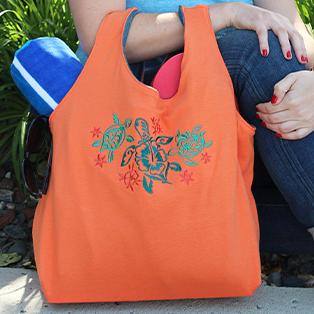 T-Shirt Tote Bag Tutorial