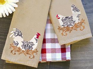 Kitschy Chickens Designs