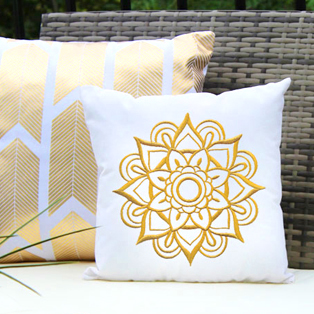 Featured Pack: Bohemian Chic (Goldwork)