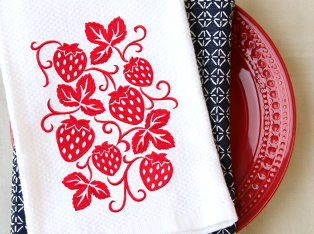 Strawberry Designs