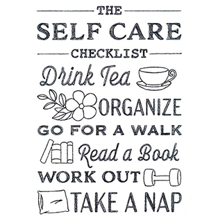 Request of the Week - Self-Care List