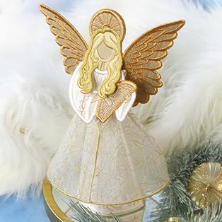 3D Fabric Angel Tutorial