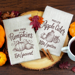 Featured Pack: Autumn Market Signs