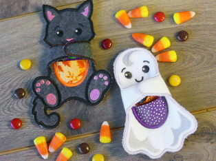 Halloween Candy Designs
