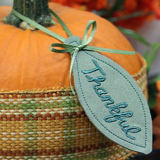 Featured Pack: Autumn Splendor Tags (In-the-Hoop)
