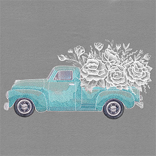 Request of the Week - Farmhouse Flower Truck