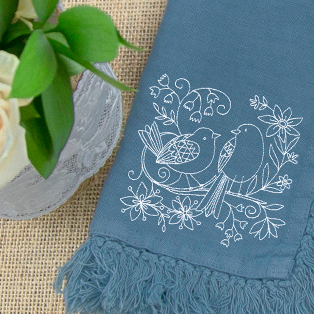 Featured Pack: Birds of a Feather (Whitework)