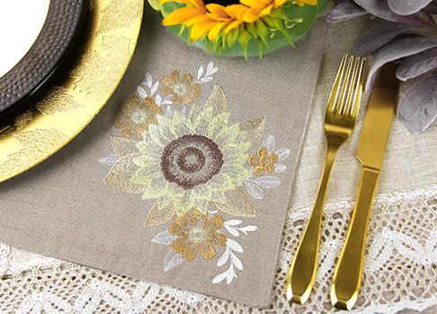 Autumn Dinner Party Inspiration Studio