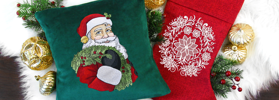 Christmas Embroidery Patterns Free.Machine Embroidery Designs At Embroidery Library