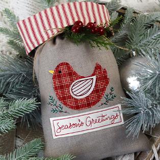 Homespun Christmas Inspiration Studio