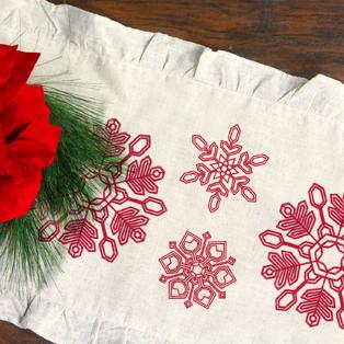 Featured Pack: Snowflake Splendor (Vintage)