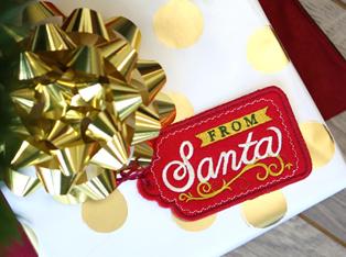 Christmas Gift Tags Designs