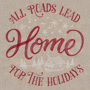 Request of the Week - All Roads Lead Home For the Holidays