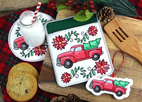 Christmas Kitchen Inspiration Studio