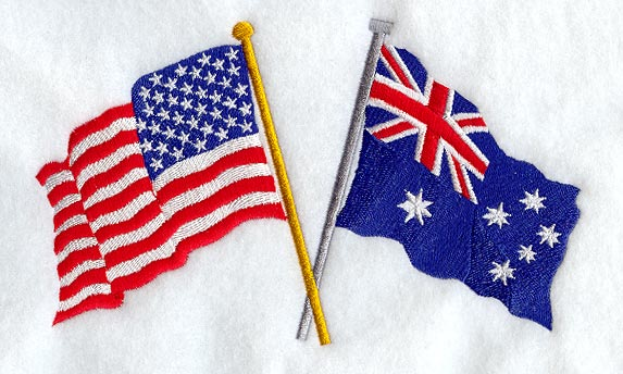 australian and united states of america We hope country calling codes has been of help to you in finding the australian calling code for your international call from united states to australia why not bookmark this page and tell a friend about this site for the next time they need to lookup an area code or international dialing code.
