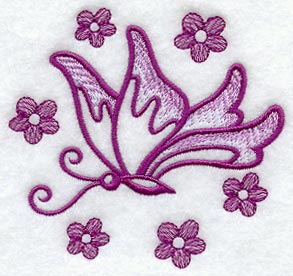 Simple Flower Design For Embroidery Flowers Healthy