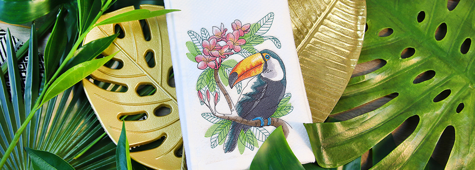 Embroidery Library - Paradise Potpourri Sale