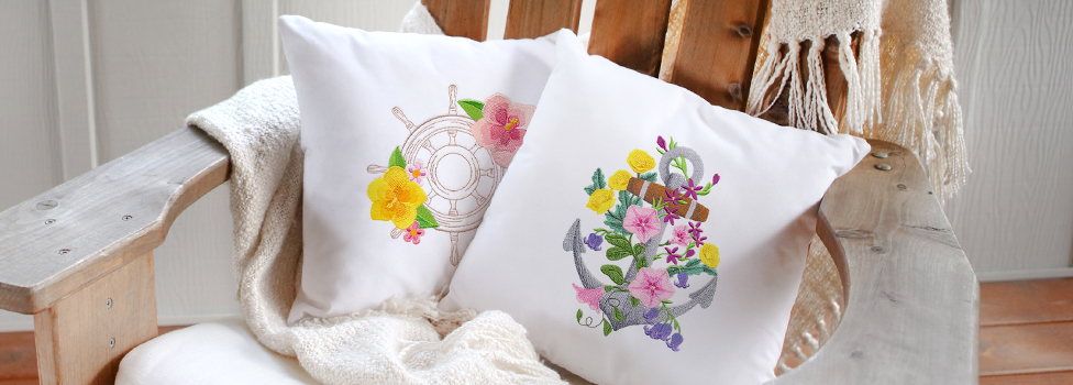 Embroidery Library  - Seaside Stitches Sale