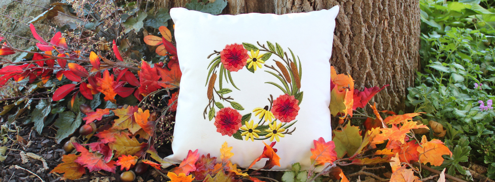 Embroidery Library - Autumn Chic Sale